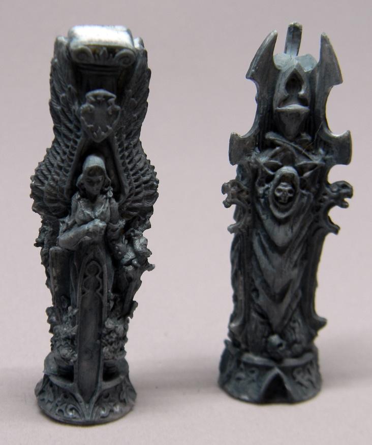 Pillar of Good and Pillar of Evil